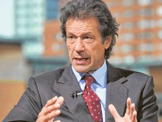 Imran has no plans to watch match in Dubai