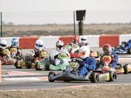 Over 70 drivers participated over six classes to kick-start their Championship campaigns