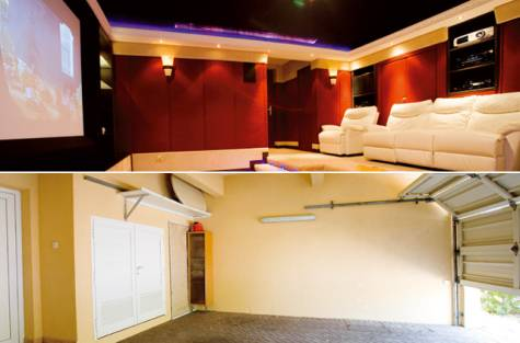 Turn your garage into a functional living space - Turning living room into a bedroom ...