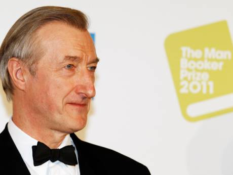 British author Julian Barnes