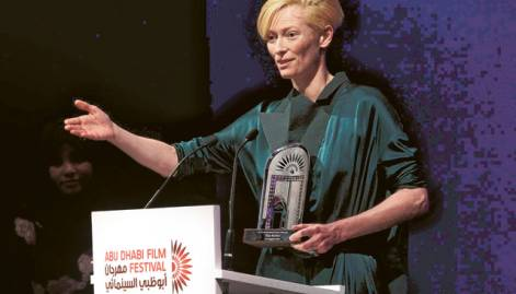 In pictures: Abu Dhabi Film Festival 2011