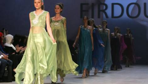 In pictures: Dubai Fashion Week 2011