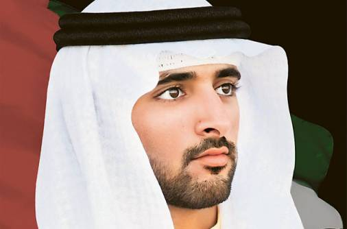 Youth are driving force for UAE: Hamdan