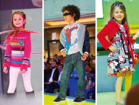 Babyshop fashion show
