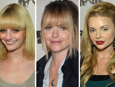 Lydia Hearst-Shaw, Taryn Manning and Izabella Miko