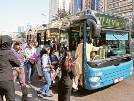 Abu Dhabi to introduce more routes and buses GulfNewscom