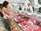 The meat counter at a supermarket in Dubai. For illustrative purposes only