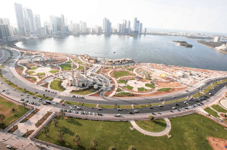a-view-of-majaz-waterfront-park