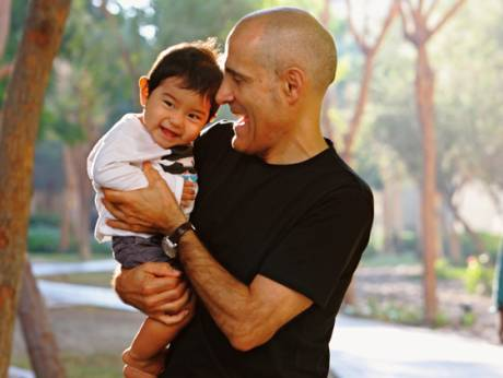 Adoption in the uae gulfnews italian australian diego natale and australian francine pinnuck adopted their ten month old son gabriele from image credit grace parasanm ccuart Gallery