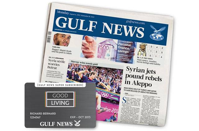 a gulf news subscriber exclusive gulfnewscom