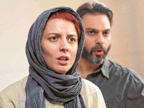 A still from the movie 'A Separation'