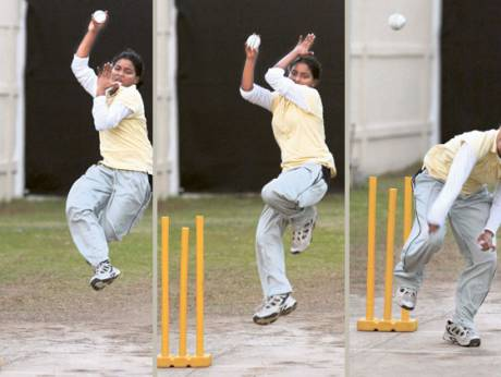 Aisha is confident of a good show in the U-19 tournament in Kuwait