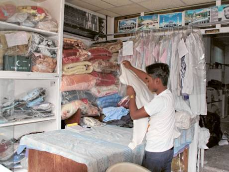 Several abu dhabi laundries face closure due to new rules gulfnews a laundry in abu dhabi solutioingenieria Gallery