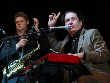 Jools Holland in Dubai