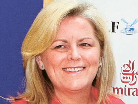 Stacey Allaster, CEO and chairperson, WTA