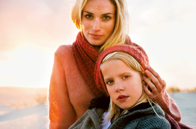 Can a mother be both a parent and friend to her child?