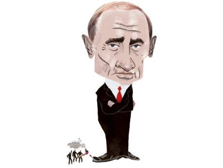 Will Putin right the wrongs?