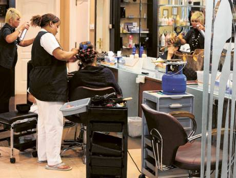 Salon workers to brush up on hygiene and safety skills