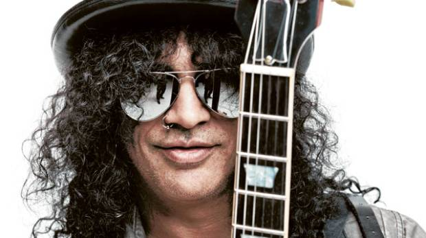 Guns N' Roses former guitarist Slash