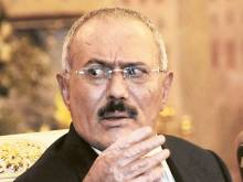 Saleh, Al Houthis in fresh war of words