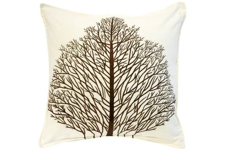 copper-and-ivory-tree-cushion-cover